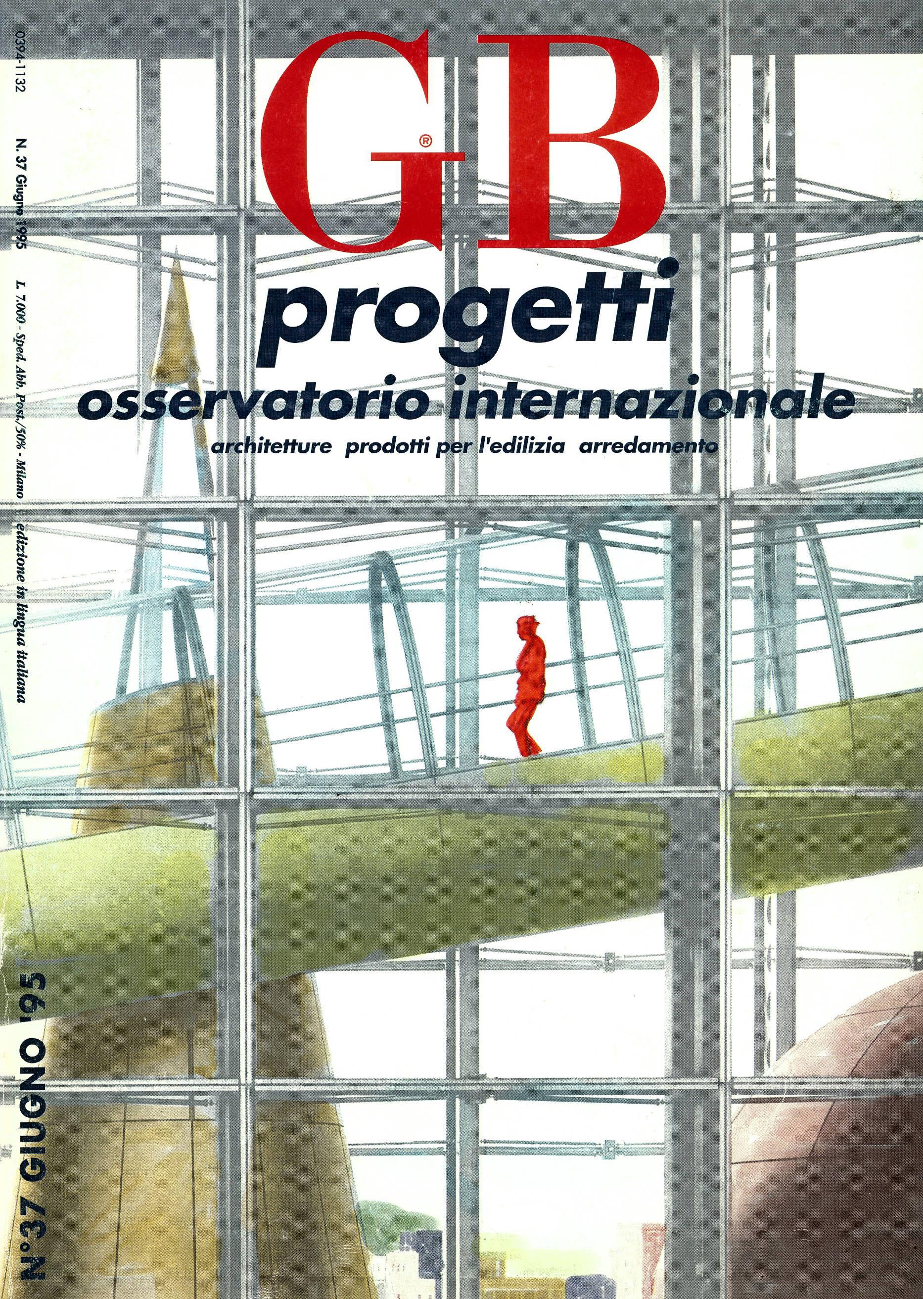 GB progetti, Giugno 1995