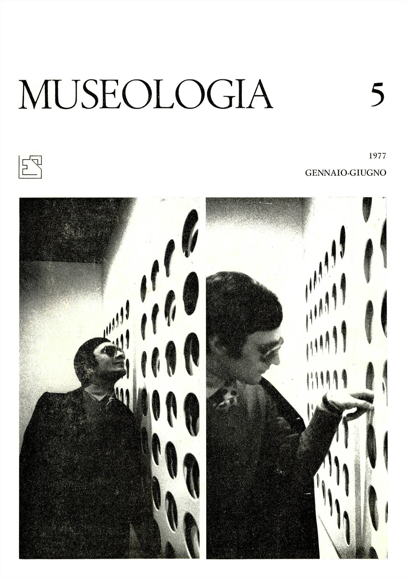 Museologia n°5, Gennaio-Giugno 1977