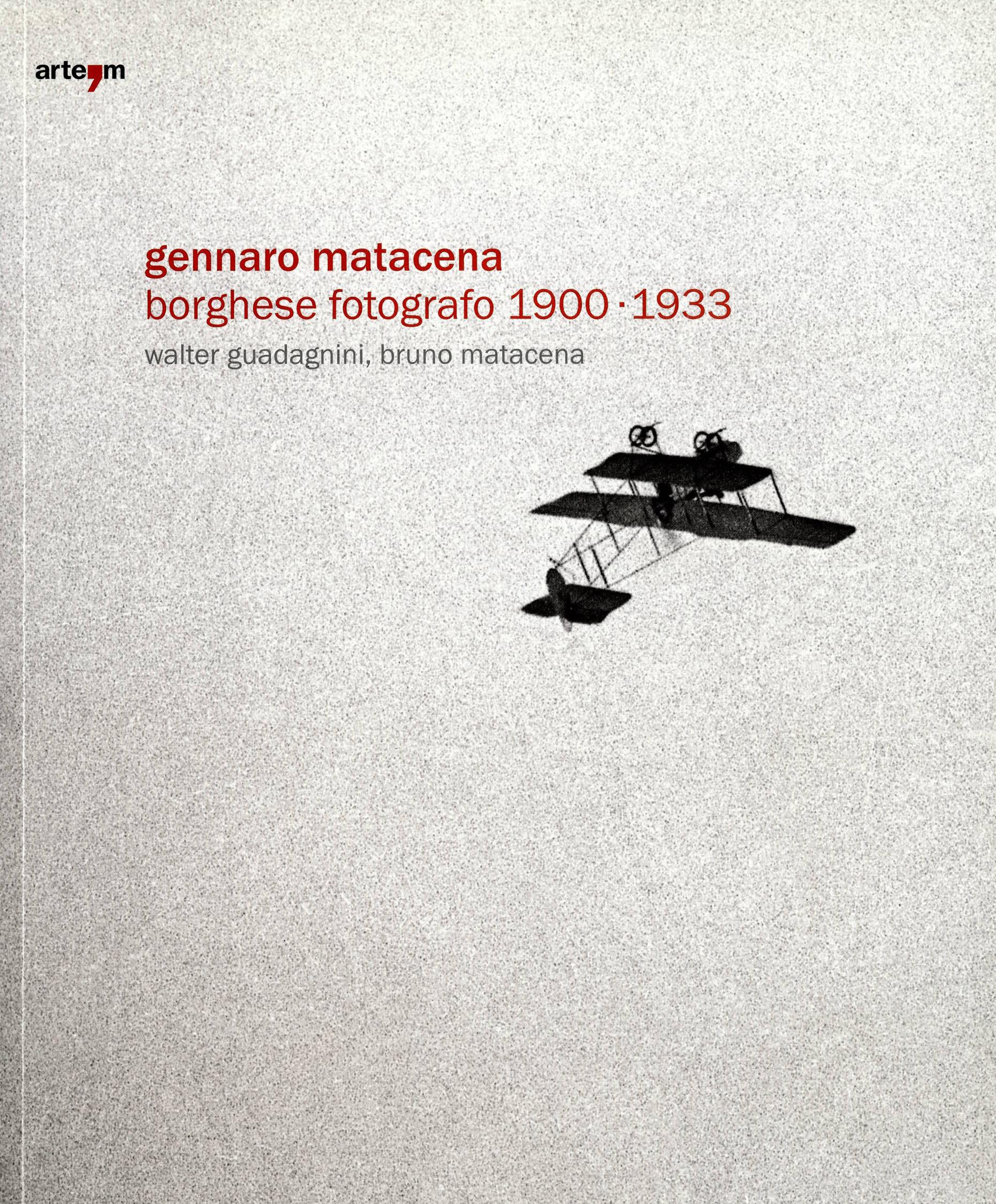 Gennaro Matacena, borghese fotografo 1900-1933