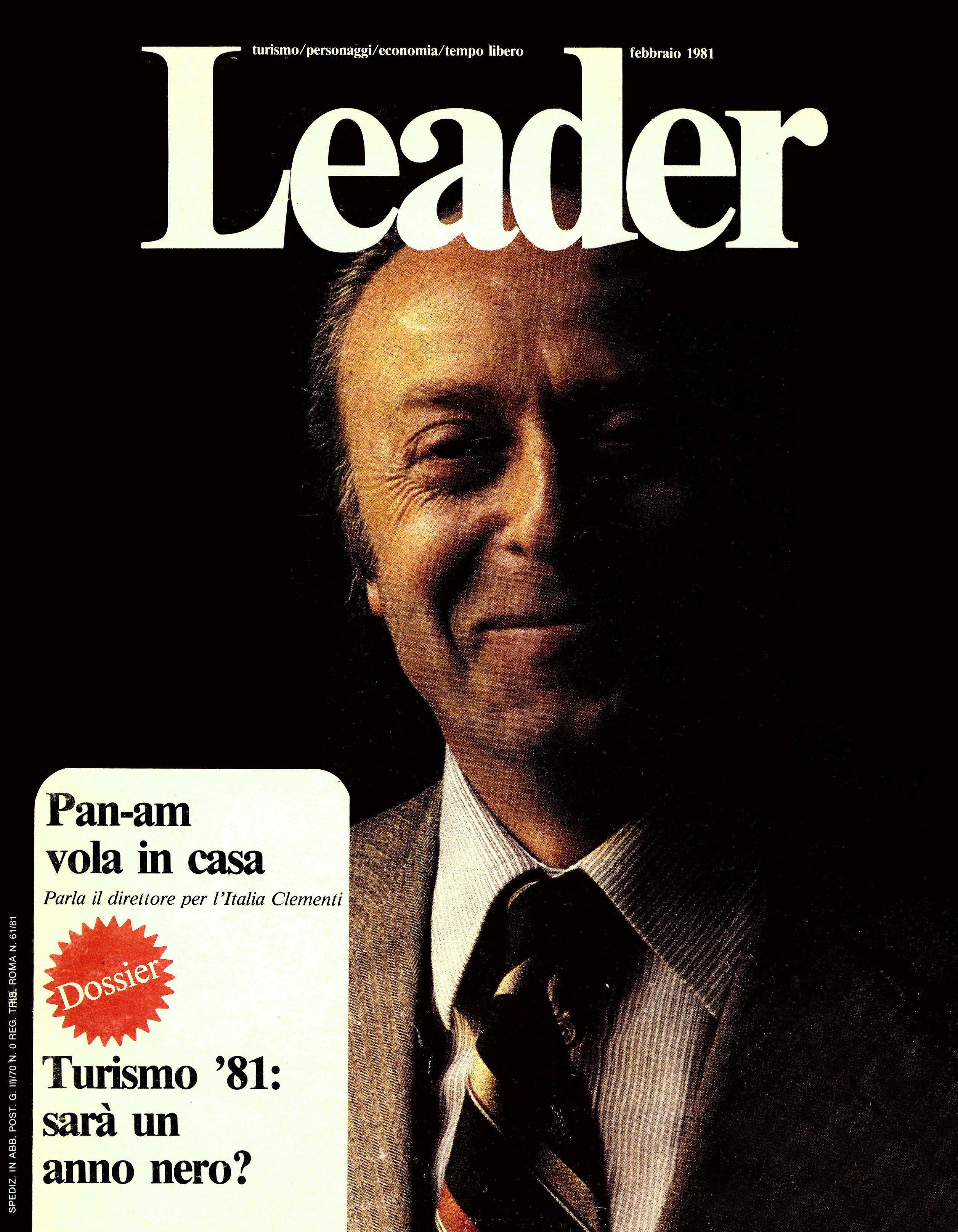 Leader, Febbraio 1981