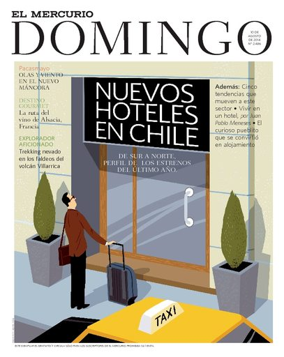 El Mercurio, 10 Agosto 2014